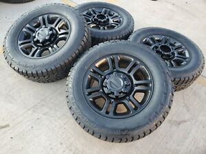 20 Ford F 250 F 350 Oem Sport Black Rims Wheels 2016 2017 2018 2019 2020 3951