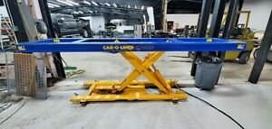 Car o liner Mark 6 Frame Bench Scissor Lift Pulling Tower Clamps