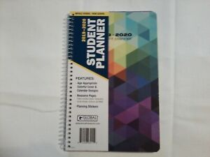 Middle High School Student Planner 2019 2020 Academic Year New 8 5 X 5 5