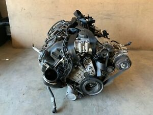 Bmw F30 F31 335i 3 0l N55 Engine Motor Turbocharged W Turbo Assembly Oem 86mk