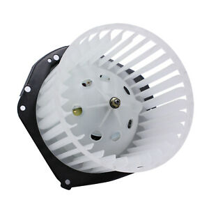 Ac Heater Blower Motor With Fan Cage For Chevrolet Gmc Pontiac 88890696