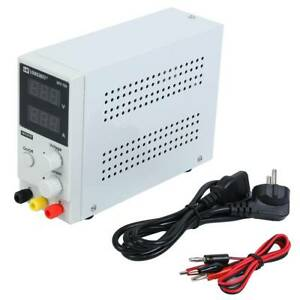 30v 10a Adjustable Digital Regulated Dc Power Supply Lcd Dual Digital Display