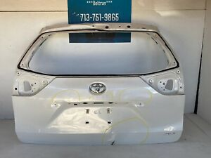 2011 2019 Toyota Sienna Lift Gate