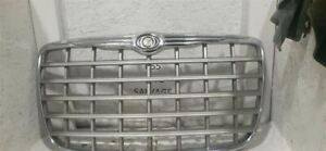 Grille Silver And Chrome Fits 05 10 300 1177124