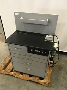 Reliance Model 400 Medical Cabinet Pedal Vacuum Pumps Welch Allyn Accessories