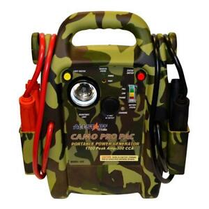 Calvan Tools 555 Camo Pro Pac Booster Pack With Inverter