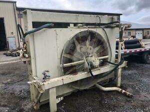 Ingersoll rand Cooler Pack For Atlas Copco Epiroc T4w Drill Rig Good Used