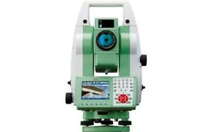Leica Ts15 P 5 R400 Robotic Imaging Total Station Ts 15
