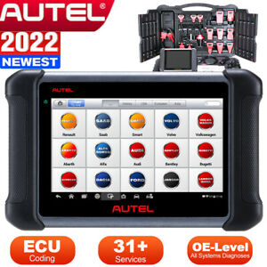 2021new Autel Maxisys Ms906 Pro Obd2 Car Diagnostic Scanner Tool Key Coding Tpms