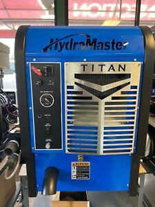 Hydramaster Titan H20 Carpet Cleaning Machine Truckmount