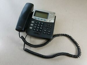 Digium D40 1teld041lf Ip Business Phone With Handset Used Tested And Working