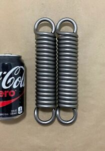 312 Wie Heavy Duy Extension Spring Lot Of 2