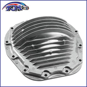 New Rear Differential Cover Finned Aluminum For Ford Pickup Excursion 6 4l