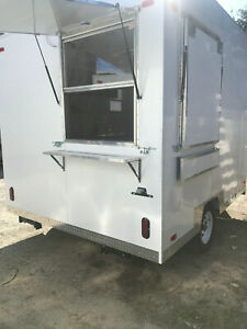 Food Concession Trailer 7 9 X 12 For Sale Brand New 10 650