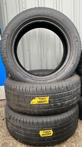 Used Michelin Car Tires 235 55 R19 Good Tread