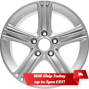 New Set Of 4 17 Replacement Alloy Wheels Rims For Bmw 320 323 325 328i 393