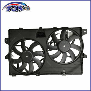 Brand New Radiator Cooling Fan Assembly For Ford Edge Lincoln Mkx 7t4z8c607a