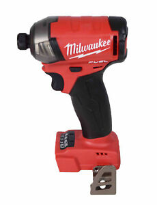Milwaukee 2760 20 M18 Fuel 1 4 In Hex Hydraulic Driver tool Only