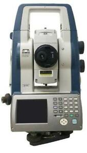 Sokkia Sx 105t Reflectorless Robotic Total Station Sx105t