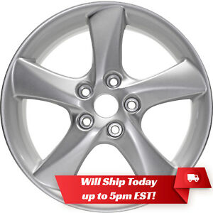 New Set Of 4 17 Replacement Alloy Wheels Rims For 2003 2008 Mazda 6 64857
