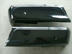 19 Ford F 150 Rear Bumper Painted End Caps