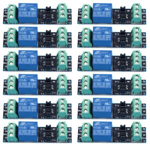 1 50x Dc 3 3 3v Relay High Level Driver Module Optocouple Relay For Arduino Lot