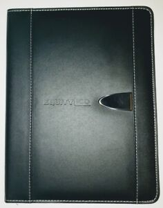 Leather Executive Portfolio Paper Pad New 12 X 10