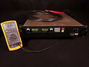 Spellman 1kv Adjustable High Voltage Current Limited Power Supply 1 5 A Tested
