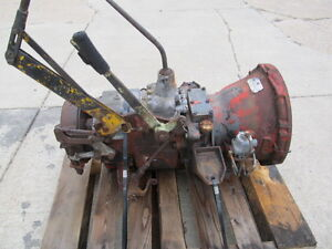 New Process 540 Transmission W torque Converter Removed From Coleman 8000dbp Tug