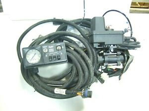 Teejet Triple Section Boom Control 744a W solenoid Harness And Regulating Valve