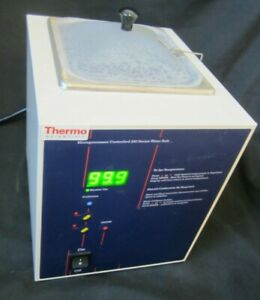 Thermo Scientific Water Bath Model 2829 2 5 Liter Works Clean