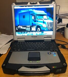 Diesel Diagnostic Laptop Cf 31 Toughbook 2019 Updated Covers All Major Engines
