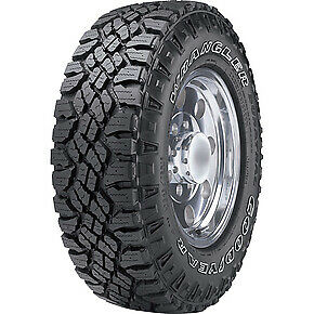 Goodyear Wrangler Duratrac 275 60r20 115s Bsw 4 Tires