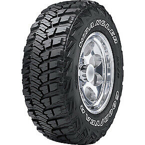 Goodyear Wrangler Mt r With Kevlar 35x12 50r17 C 6pr Bsw 4 Tires