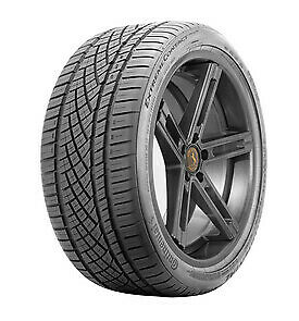 Continental Extremecontact Dws06 255 40r18xl 99y Bsw 4 Tires