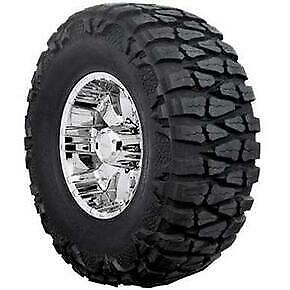Nitto Mud Grappler 33x12 50r20 E 10pr Bsw 4 Tires