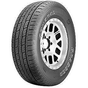 General Grabber Hts60 255 70r15 108s Wl 4 Tires