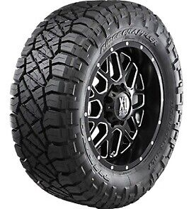Nitto Ridge Grappler Lt285 50r22 E 10pr Bsw 4 Tires