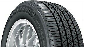 Firestone All Season 205 60r16 92t Bsw 4 Tires