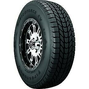 Firestone Winterforce Cv 215 55r16xl 97r Bsw 4 Tires
