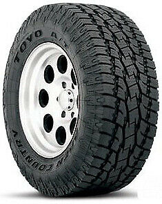 Toyo Open Country A t Ii Lt255 65r18 E 10pr Bsw 4 Tires