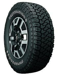 Firestone Destination X T Lt265 75r16 E 10pr Owl 4 Tires