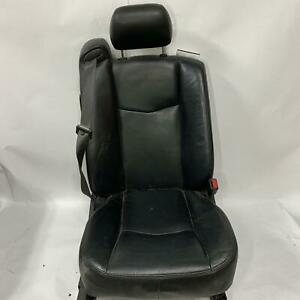 2008 Cadillac Srx Right Front Passenger Power Leather Bucket Seat
