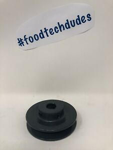 New Oem Middleby Pizza Oven Pulley 22230 0073 1grv 3 0pd 5 8 Bore Ak32