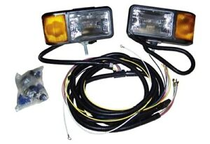 Meyer Snow Plow Replacement Light Kit With Harness 07969