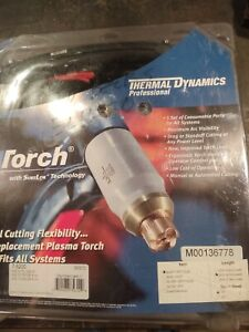 Thermal Dynamics Victor Plasma Cutter Torch