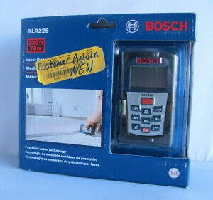 Bosch Glr225 Laser Distance Measurer