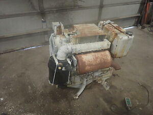 Deutz F3l2011 Diesel Engine Power Unit 175 Hours Runs Exc Video F3l1011f