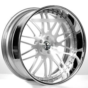 4 19 Staggered Ac Forged Wheels Rims Ac311 St 3 Pcs B31