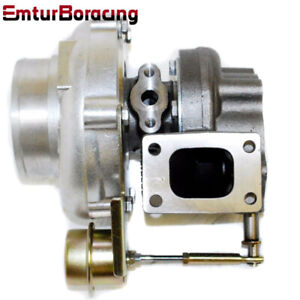 Emusa Turbocharger Gt30 Gt3076 0 70 A R Compressor T25 Upgrade Turbo Charger